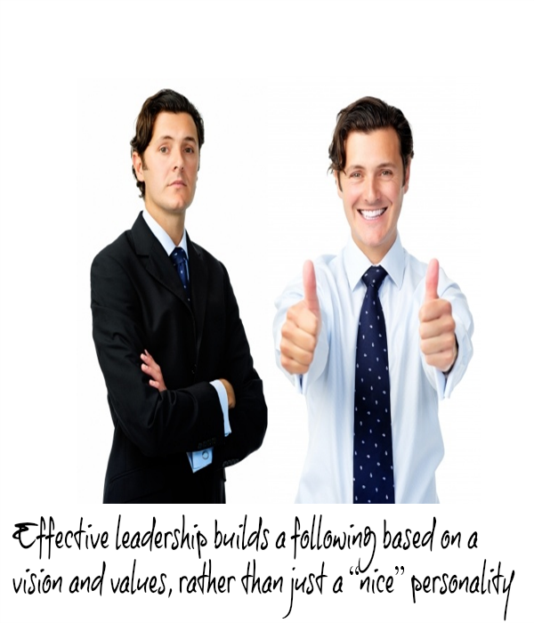 Respect vs. Likability Factor Of Leadership