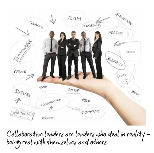 Are You A Collaborative Leader ?BEALEADER