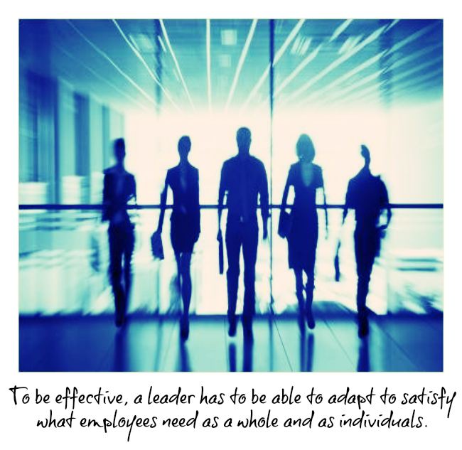 Adapting A Leadership Style That Works For You - And Your Employees