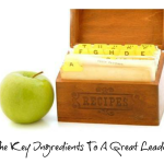 The Key Ingredients To A Great Leader