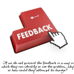 How To Prepare Yourself To Give Negative Feedback