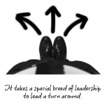 Leading On Management: Five Keys to Leading a Turn Around