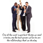 Perspective: How Important Are Relationships To Success?