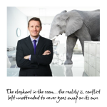 Leading On Management: Everyone Can See the Elephant in the Room