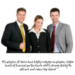 Three Characteristics of an Employer of Choice
