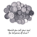 Perspective: 30 Pieces Of Silver